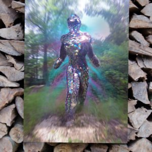 Stoneface Creative Star Man Canvas